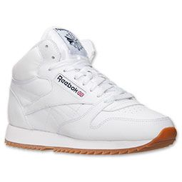 Nuez Melodioso La forma  Men's Reebok Classic Leather Mid Ripstop Casual Shoes | Reebok classic, Reebok  shoes, Casual shoes