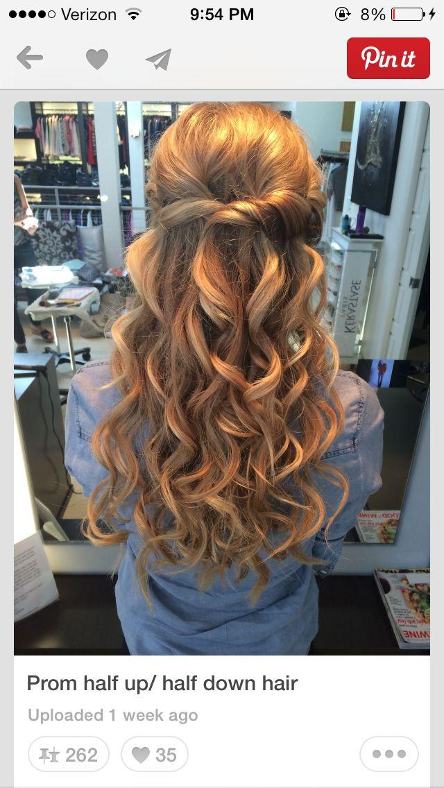 hair image by DeAnna Platt Prom hairstyles for long hair
