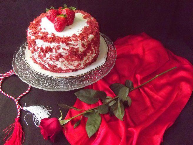 Red Velvet Cake - Galerie foto