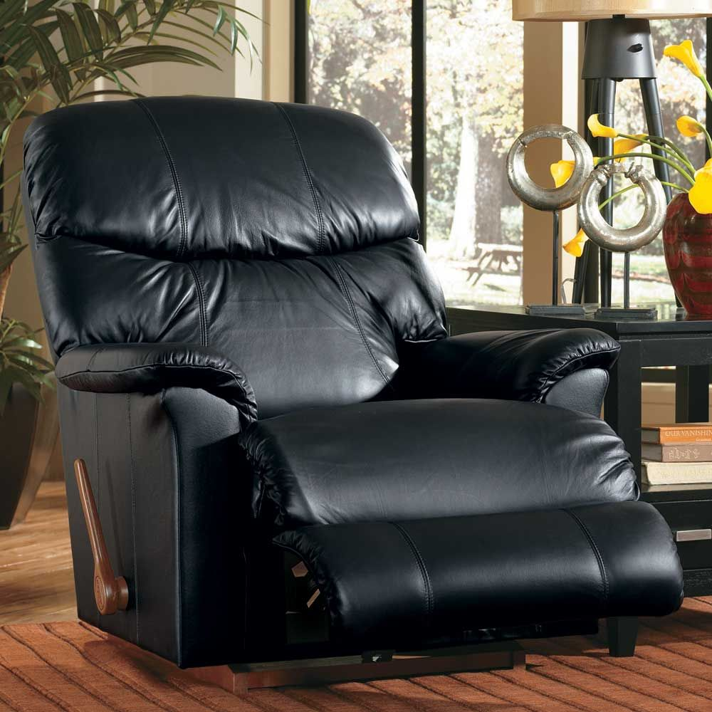 La-Z-Boy Larson Reclina-Rocker® Recliner # : white leather lazy boy recliner - islam-shia.org