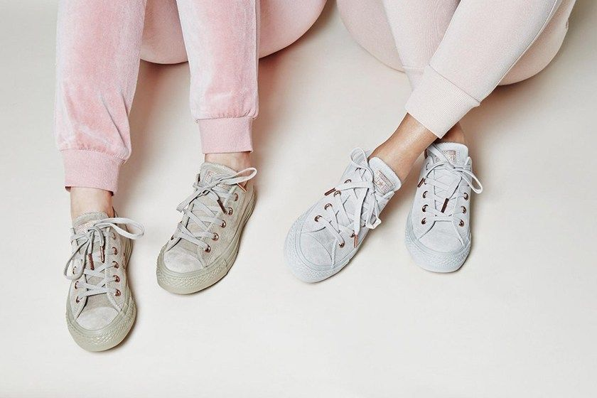 Converse All Star Low Office 2017 Spring Blossom Pack Pastel Pink ... 1c878b321