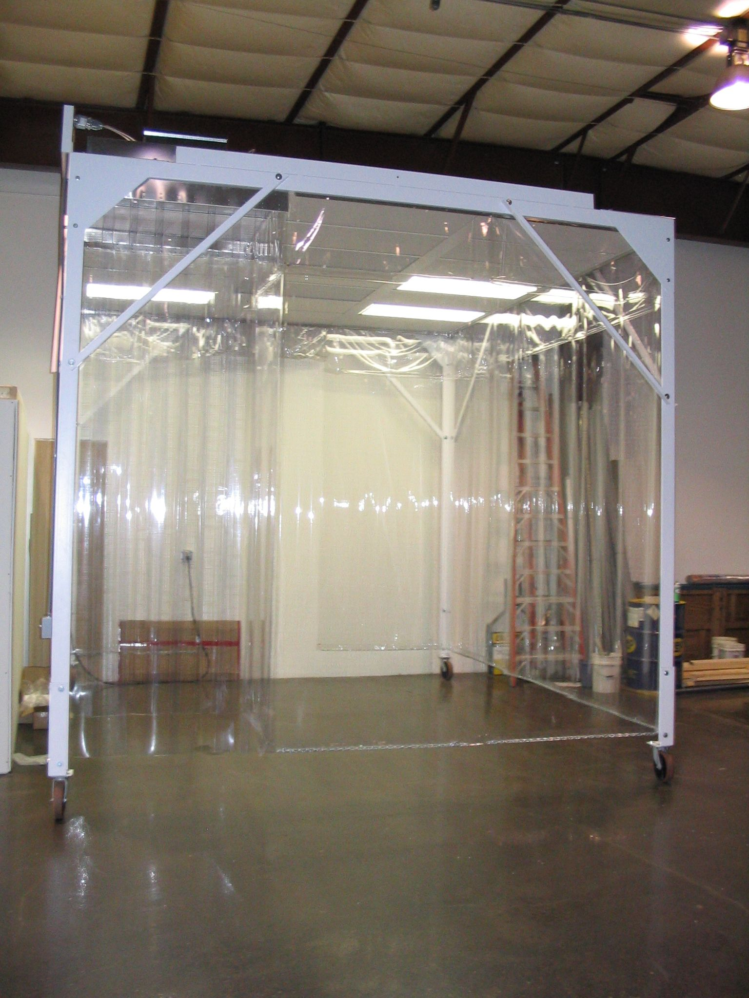 Softwall Cleanrooms Laminar Flow Cleanrooms Clean Room