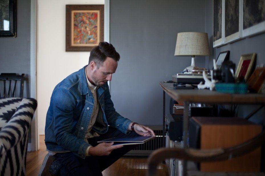 Freunde von Freunden — Joe Sadler — Creative Director and Designer, House, Silverlake, Los Angeles — http://www.freundevonfreunden.com/inter...