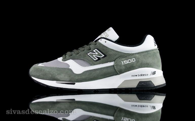 new balance 1500 verde