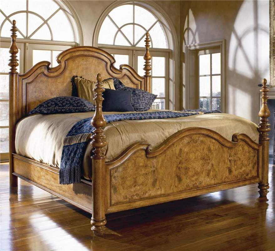 Tuscan* Thomasville furniture bedroom, Ashley bedroom