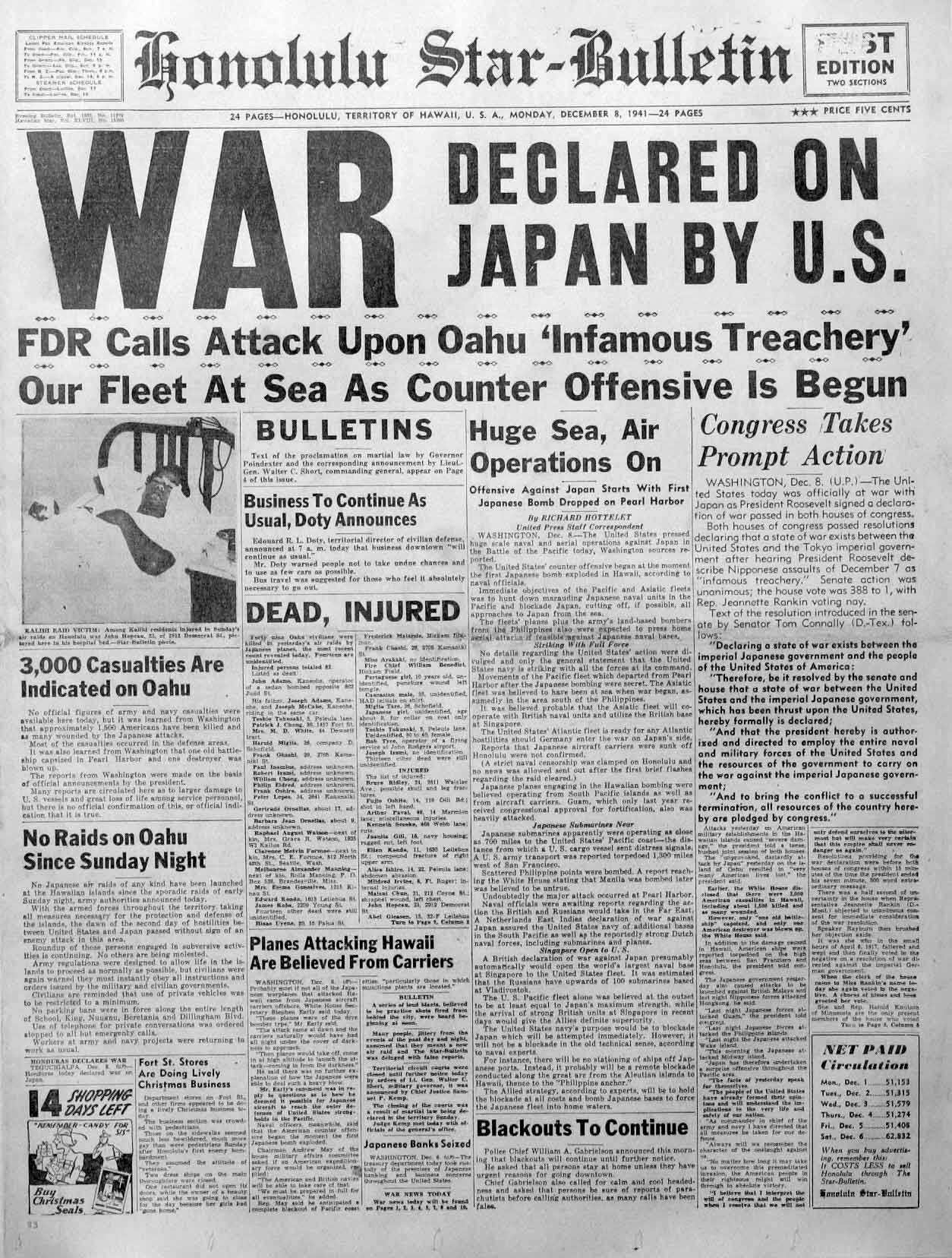 Pin By Frankie Davis On Newspaper Clippings Ads Magazines Global Conflict Pearl Harbor Yesterday And Today