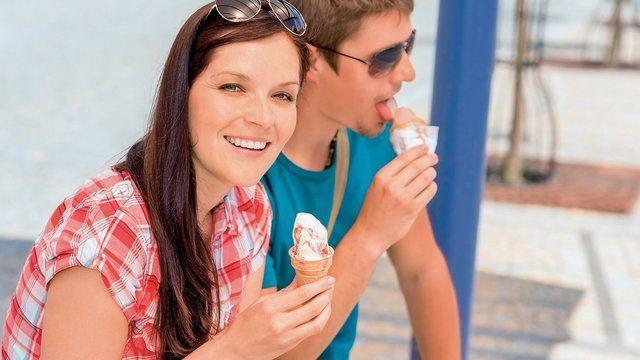 Vyskúšajte smiešne jednoduchú domácu zmrzlinu len z jednej ingrediencie