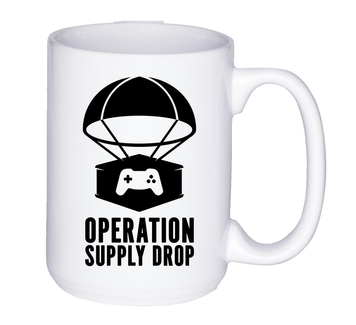 404 Not Found Mugs, Operator, Supply
