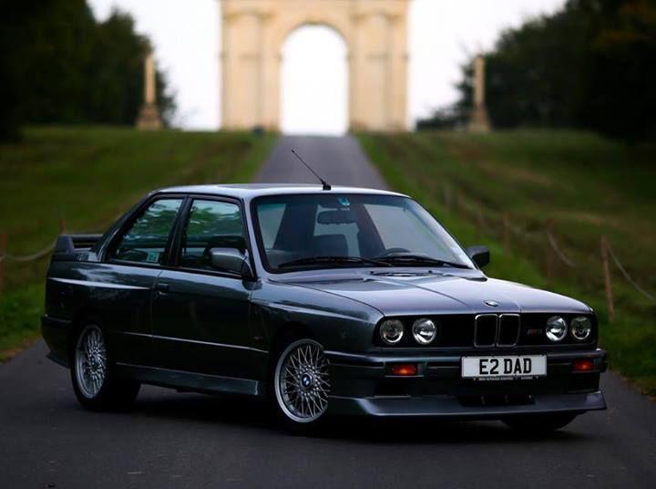A Bmw M3 Evolution Ii 1988 1994 Bmw E30 M3 Bmw Bmw E30