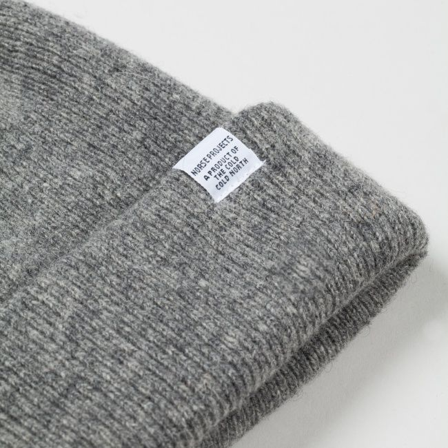 The classic Norse Projects beanie. - Norse Projects