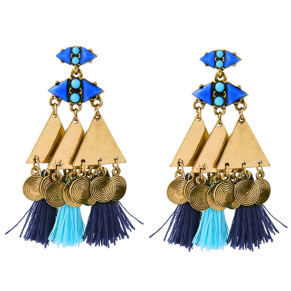 Vintage art deco boho gold plated tassel earrings products cheap zinc alloy earring buy quality brand earrings for women directly from china earrings for women suppliers 2017 real direct selling trendy zinc alloy arubaitofo Gallery