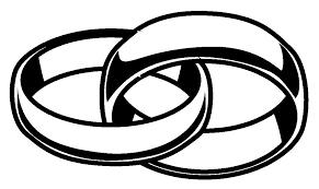 Keptalalat A Kovetkezore Wedding Clipart Wedding Ring Clipart Ring Sketch Wedding Ring Drawing