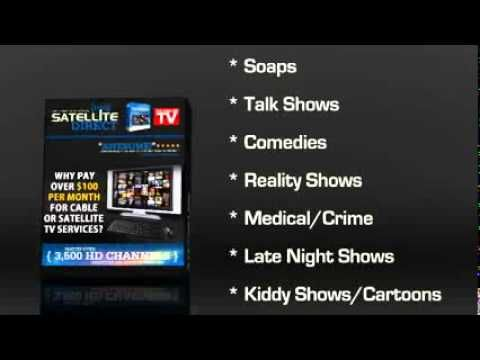 How To Watch Digital Channels Without Cable Tv Or Satellite