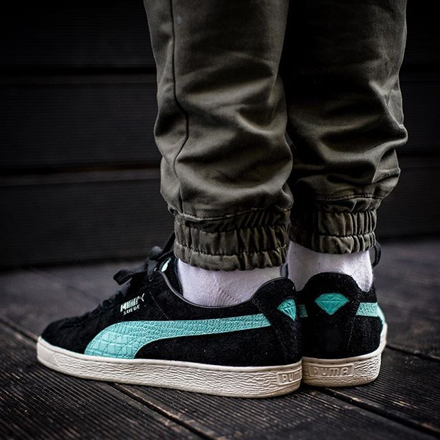 PUMA X DIAMOND SUPPLY SUEDE 10000 - in store online  sneakers76 more info -  online 8176a3f89