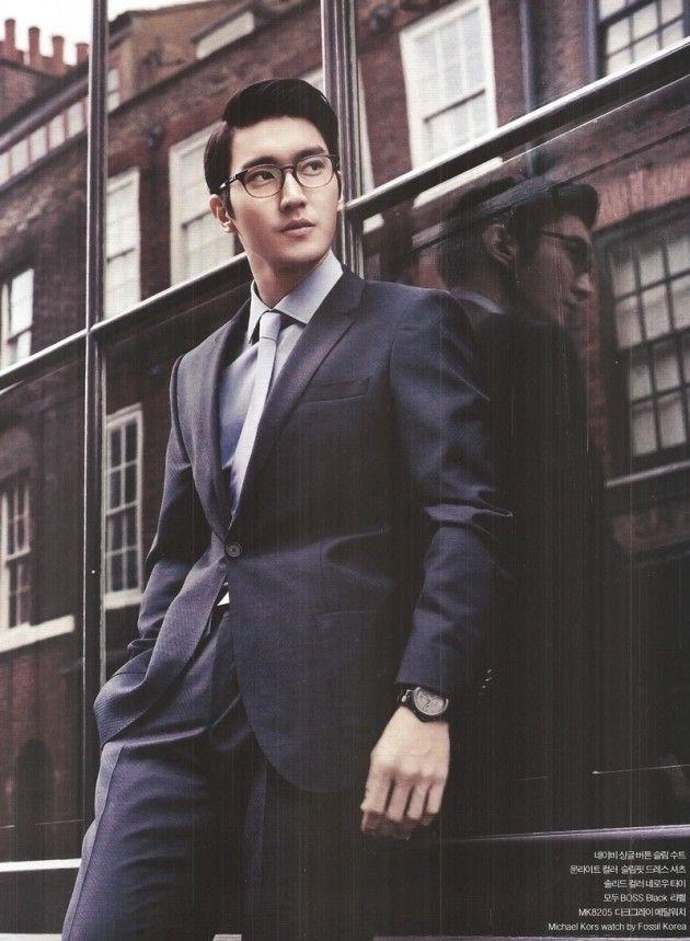Choi Siwon. Super Junior.