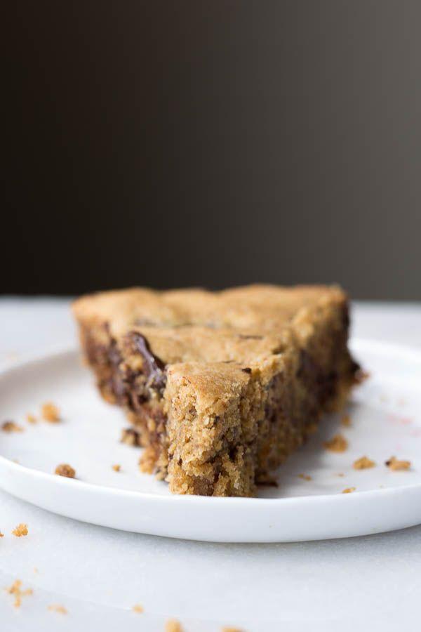 Gluten Free Vegan Cookie Cake