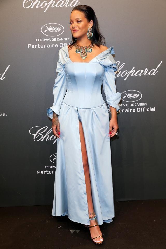 rihanna's top 27 kleider kombinationen   kleider