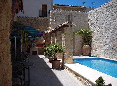Sastre Segui, casa rural con encanto en interior en Alpatró, Alicante - Casas rurales y hoteles con encanto en Valencia, Alicante y Castellón