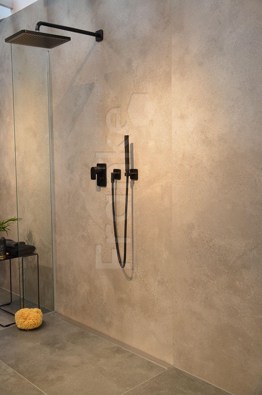Die Formatvielfalt Bietet So Viele Gestaltungsmoglichkeiten An Dusche Badezimmer Bath Bathroom Badkamer Shower Wohnzimmer Villeroy Fliesen Fliesenboden