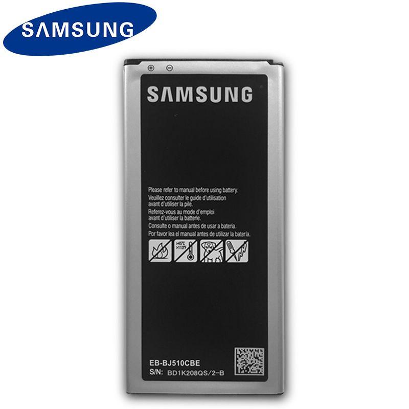 Original Samsung Spare Phone Battery Eb Bj510cbe 3100mah For Galaxy J5 2016 Edition J510 J510fn J510f J510g J510y J510m