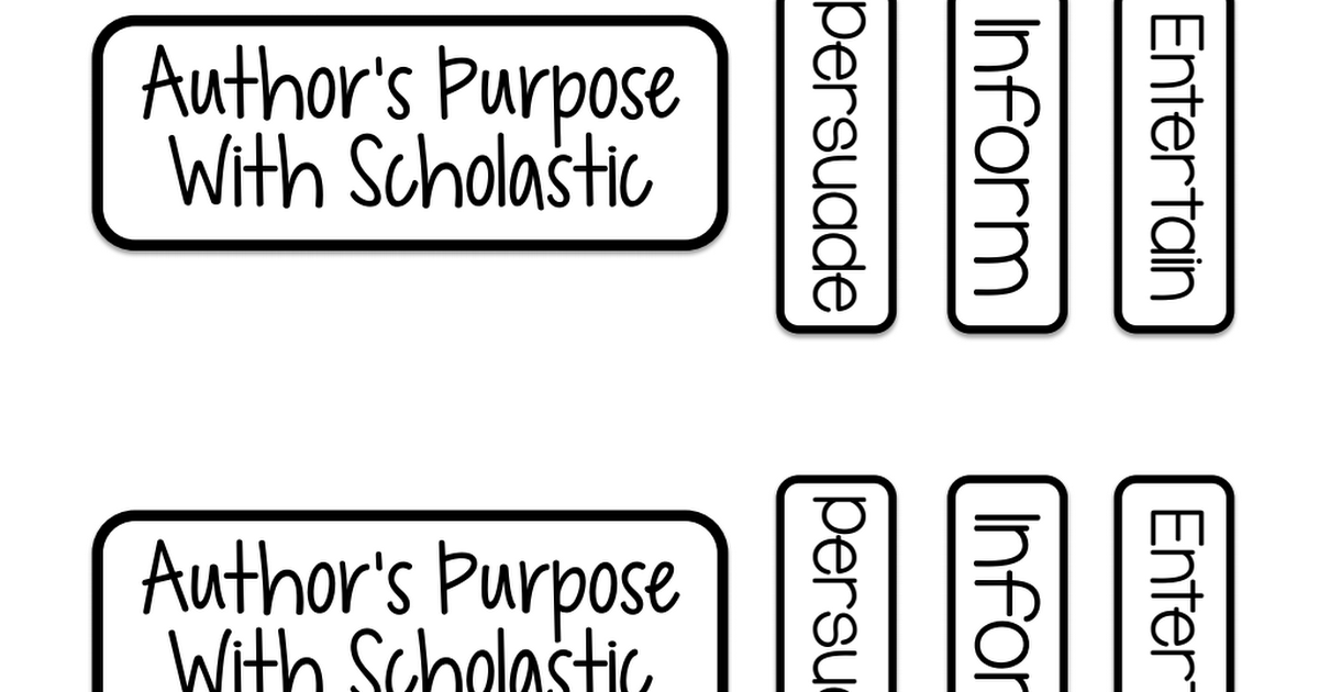 author's purpose with scholastic labels.pdf