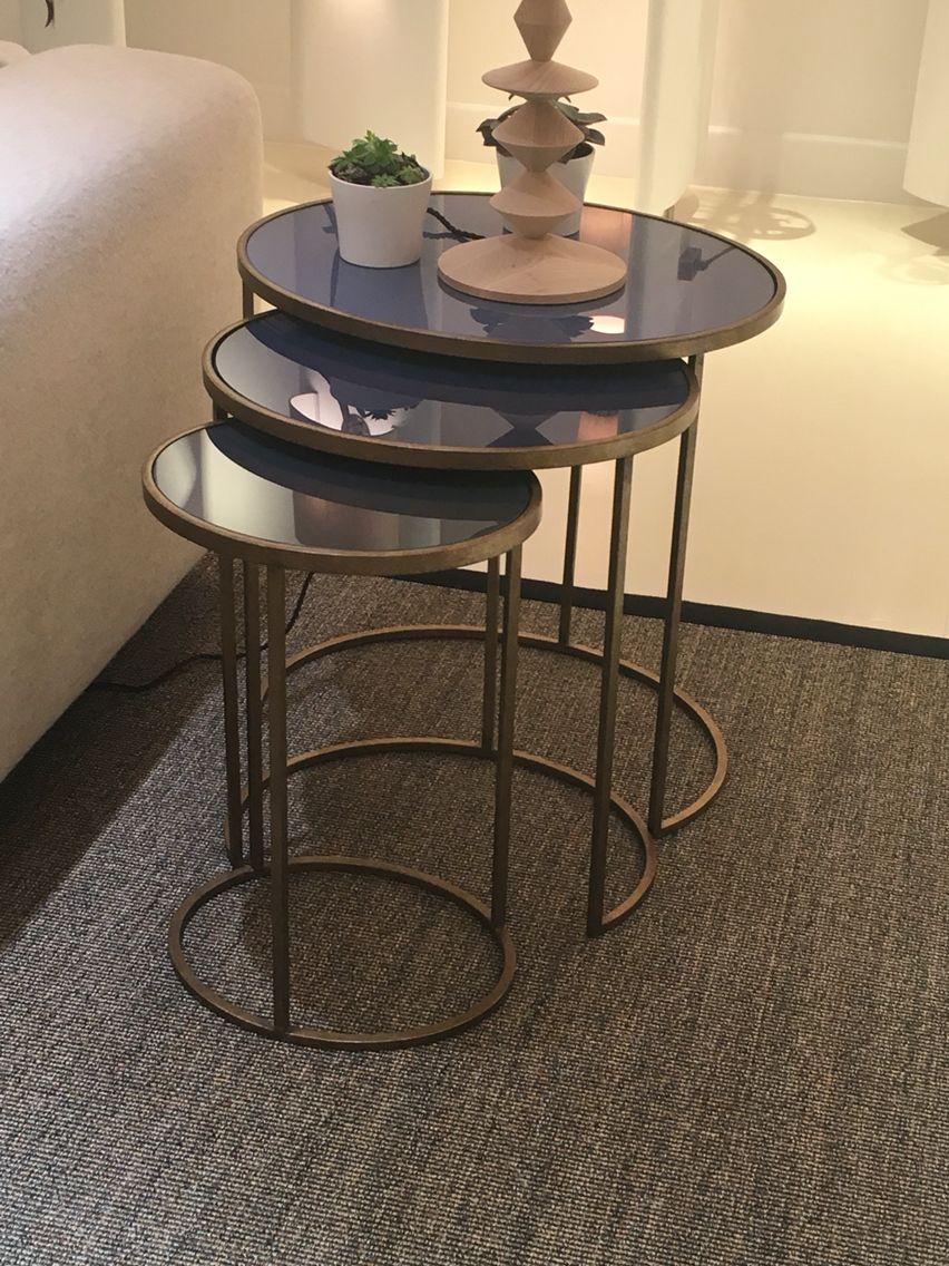 Stacking Side Tables Sandalye Oturma Odasi Dekorasyonu L Koltuk