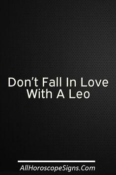 Do leo man fall in love easily