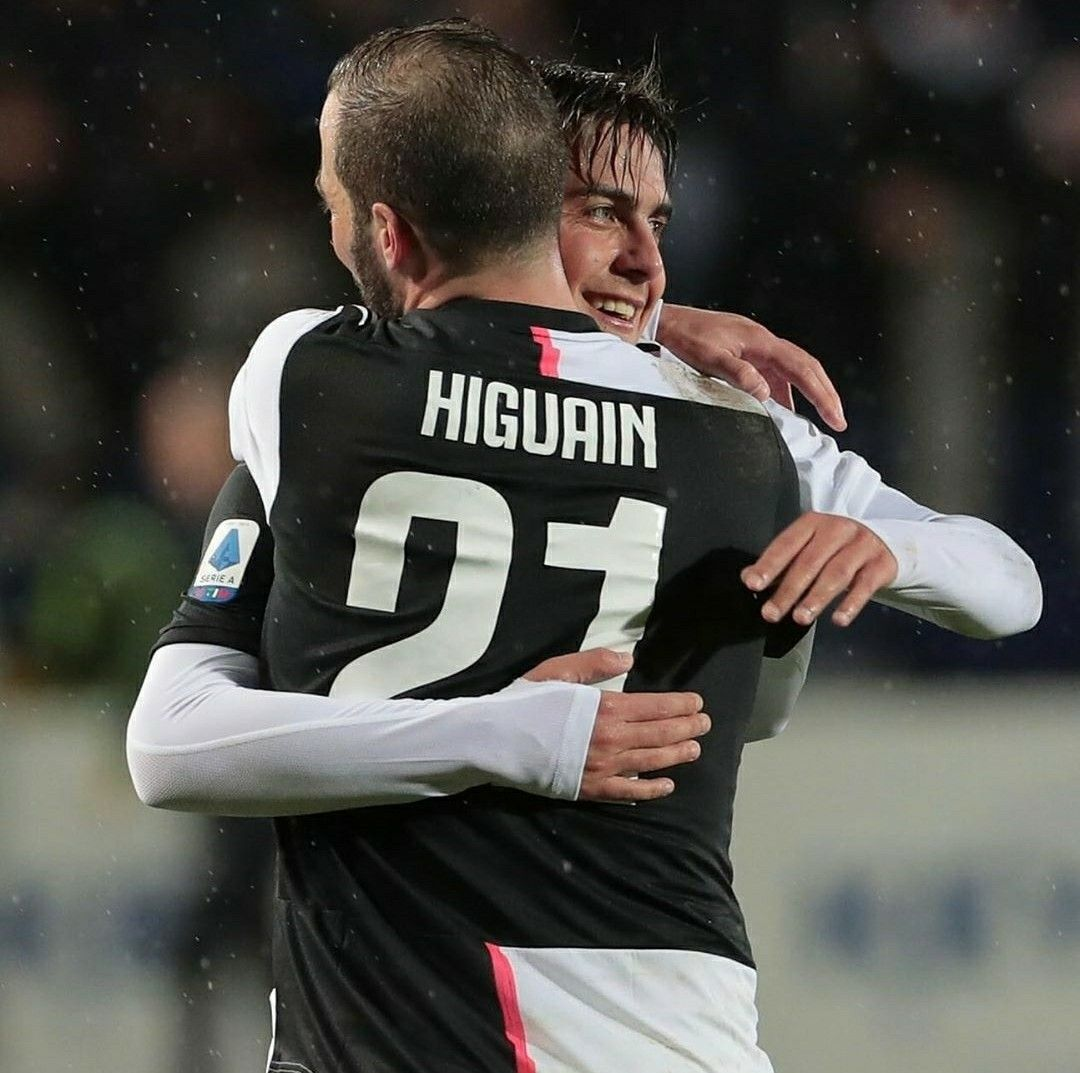 Juventus vs Atalanta EXCLUSIVE MATCH GALLERY