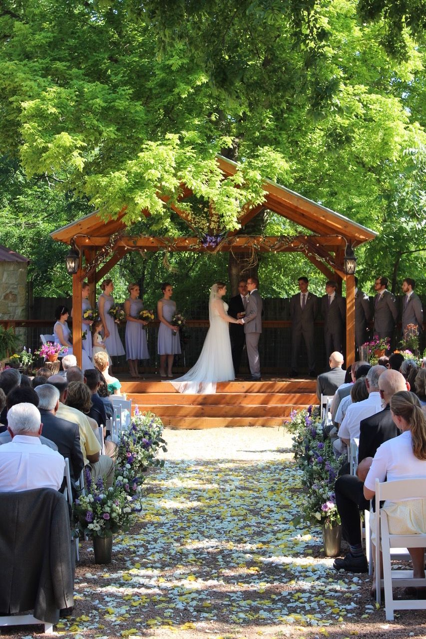 Outdoor Weddings Hill Country Texas Wedding Venues Chapels Chapel