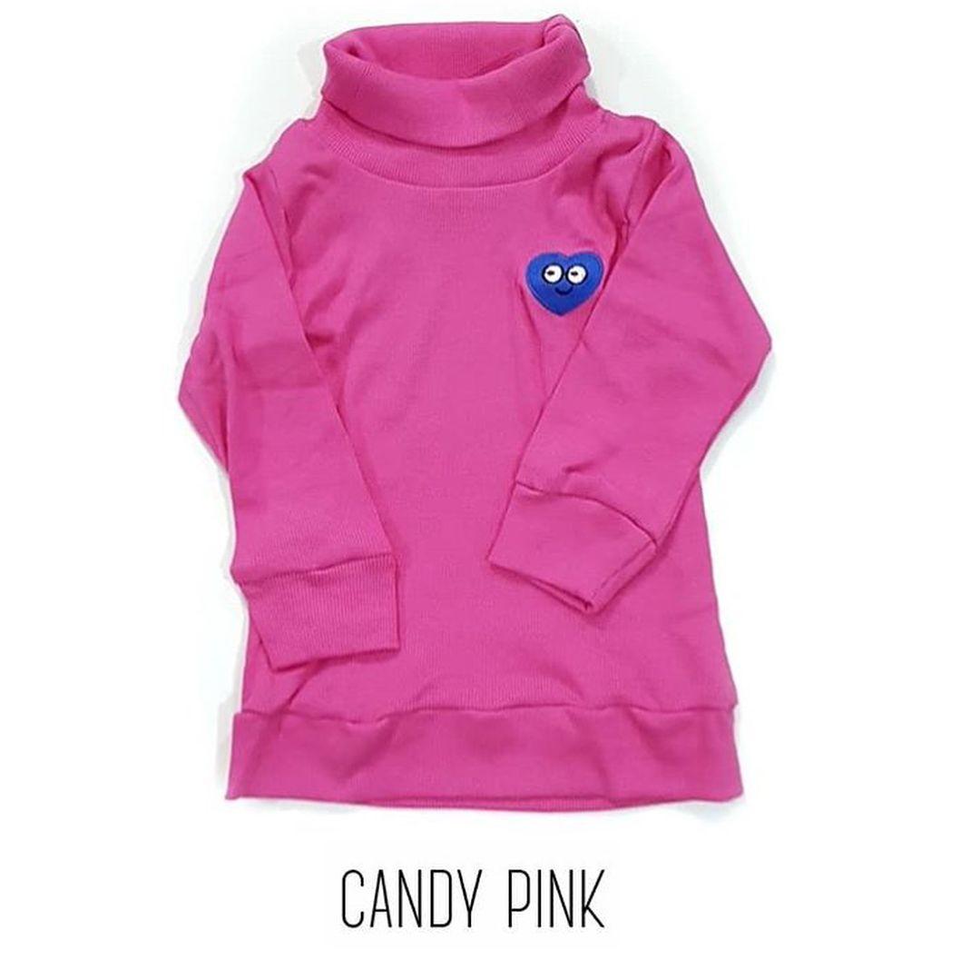 Neck Turtle Sweater 1 Price 71500 Material Kaos Rib Melar Jaket Hoodie Zipper Anak Laki Nyaman
