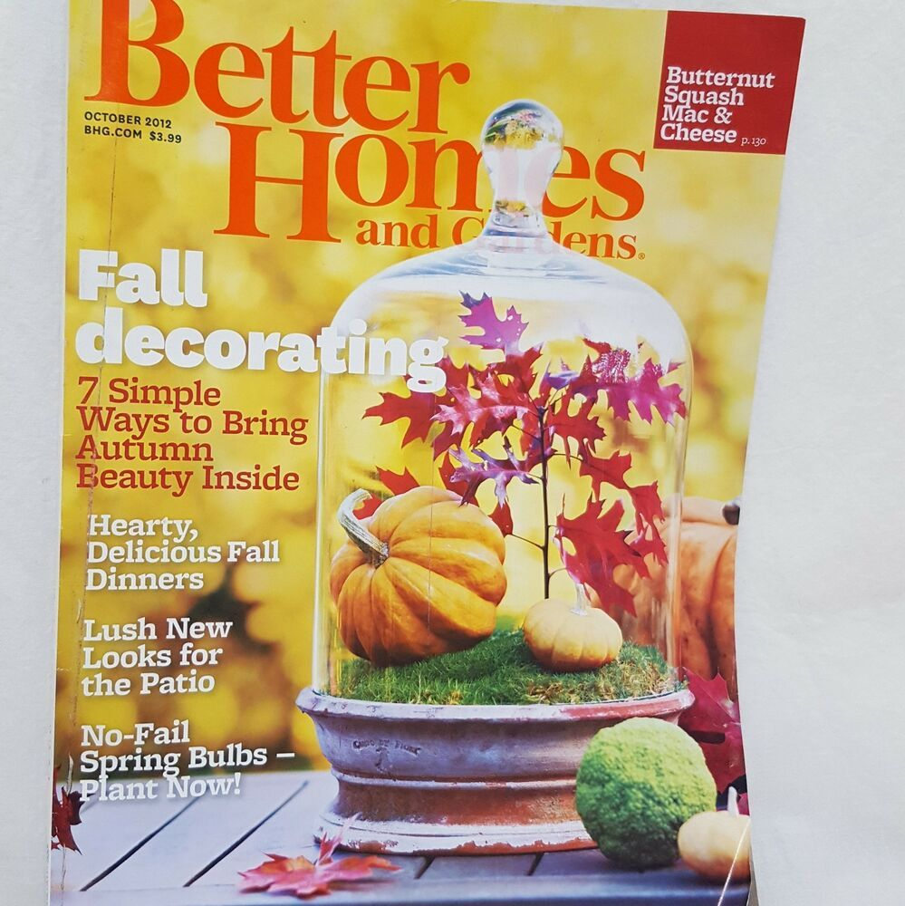 267ff86d24291fbe49664811f12f9094 - Better Homes And Gardens Fall Decorating Magazine