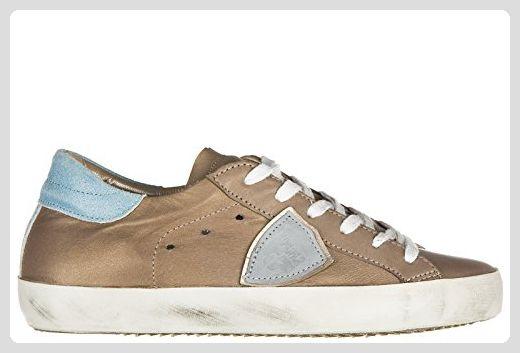 Philippe Model Damenschuhe Turnschuhe Damen Wildleder Schuhe