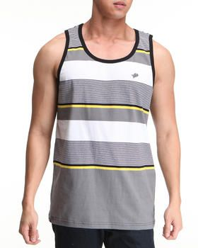 2820a4f9250 Love this Engineered Stripe Tank by WT02 on DrJays. Take a look and get 20%  off your next order!