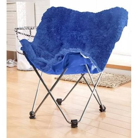 Amazing Your Zone Butterfly Chair Available In Multiple Colors Evergreenethics Interior Chair Design Evergreenethicsorg