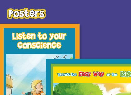 Free printable character education posters with motivational ...