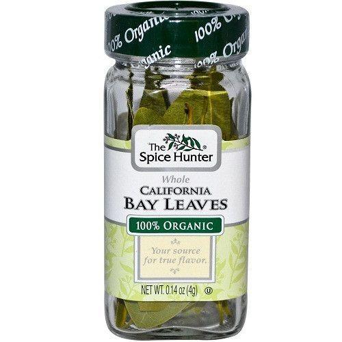 Spice Hunter Bay Leaves California Whole (6x0.14Oz)