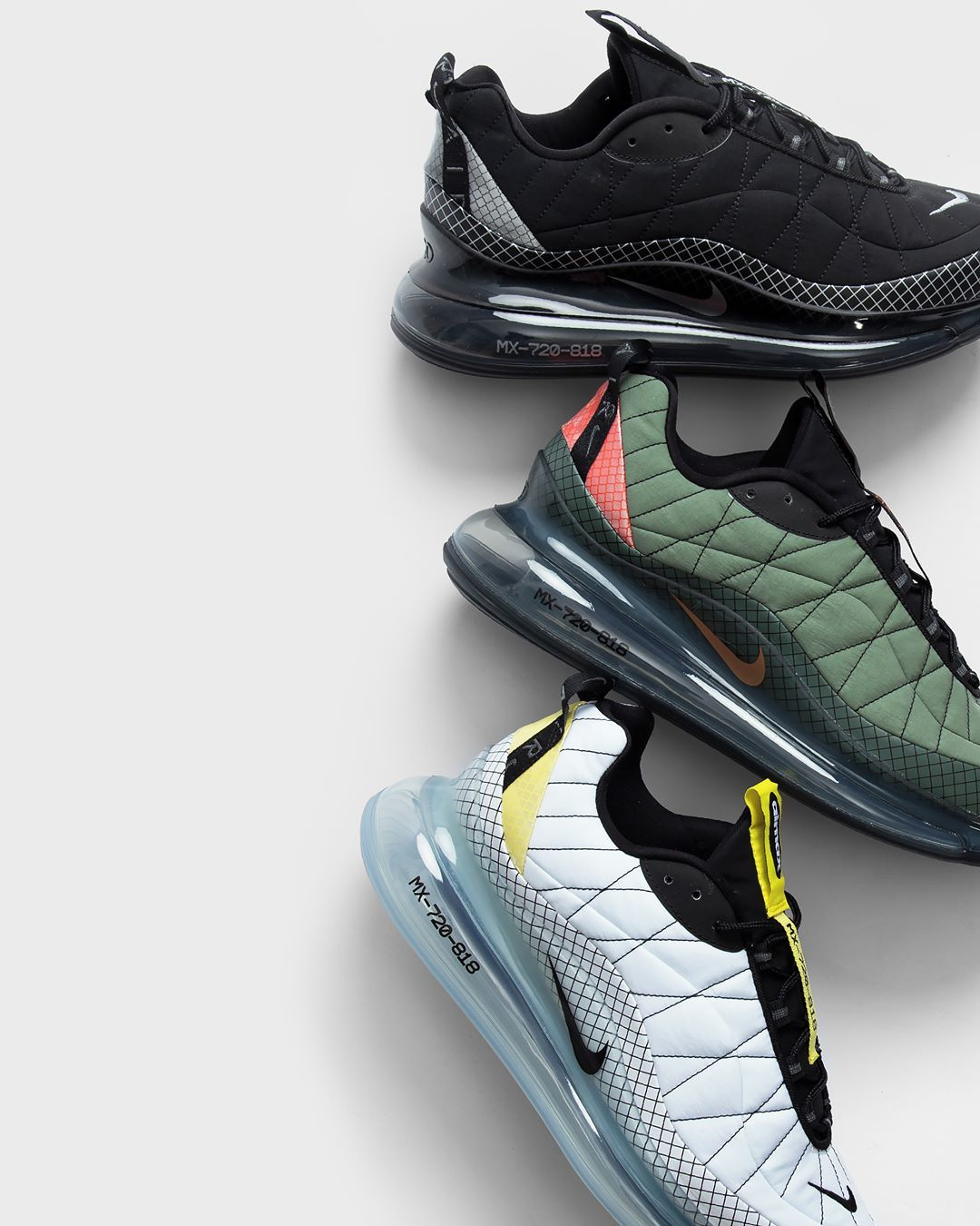 Bstn Store On Instagram The Nike Air Max Mx 720 818 Pack Drops