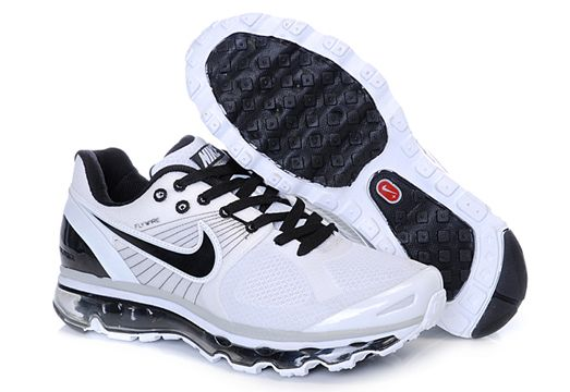 orden Meseta huella  Mens Nike Air Max 2009 SI Running White Black | White nike shoes, Nike shoes  mens running, Nike shoes