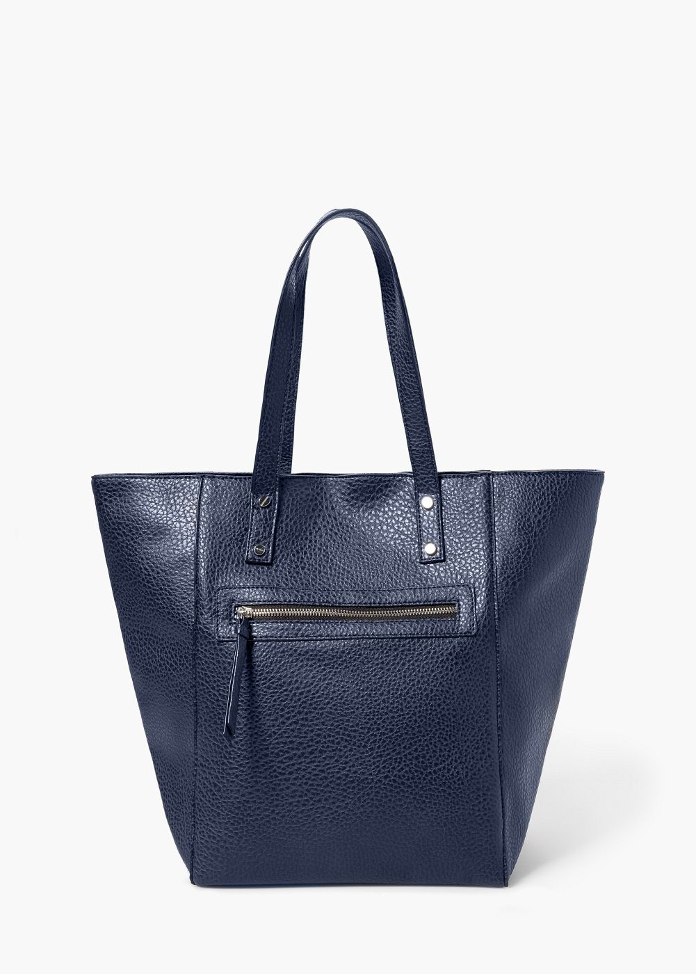 Shopper Tasche In Genarbter Optik Taschen Für Damen Mango Shopper Tasche Shopper Taschen