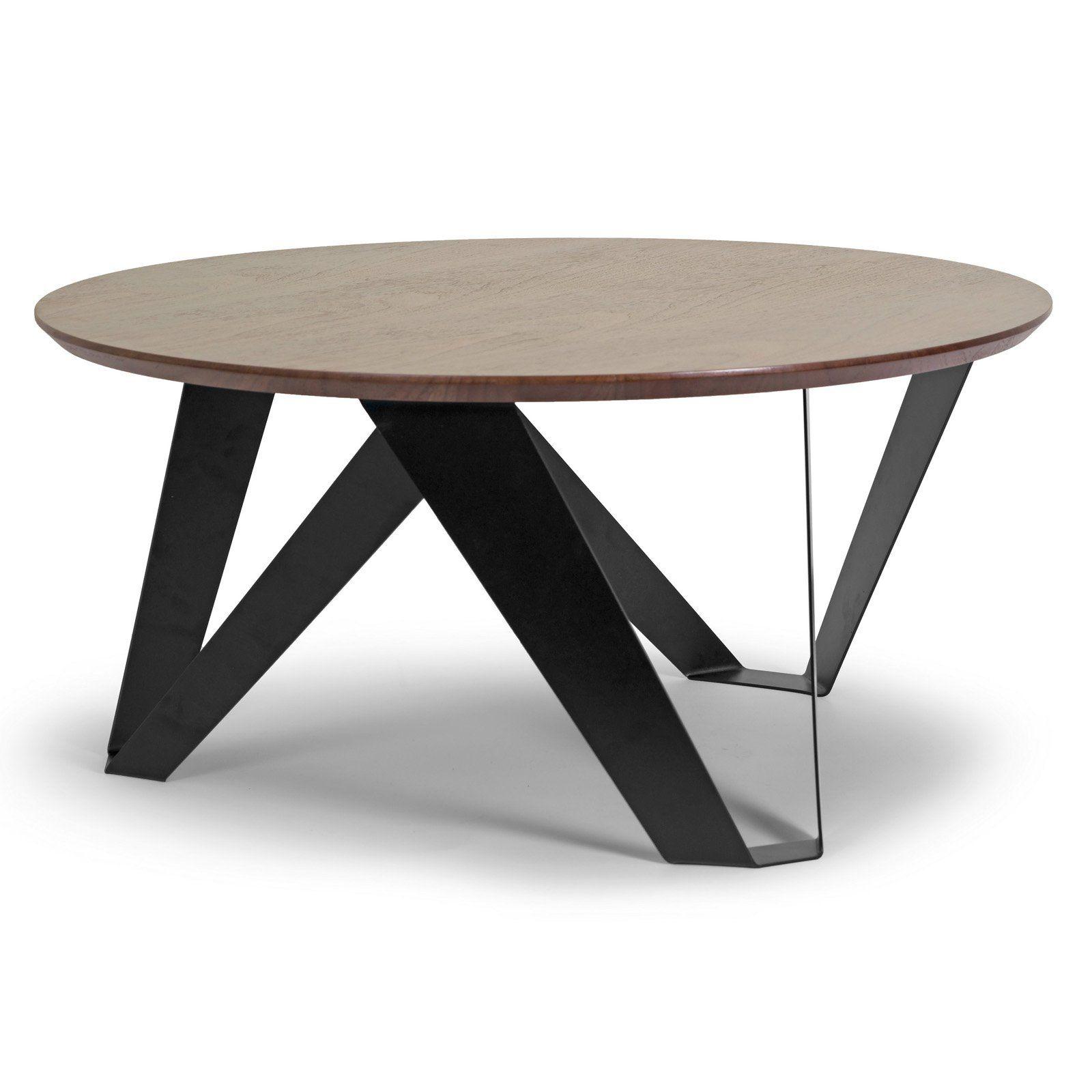 Glamour Home Aimi Coffee Table Round Coffee Table Modern Coffee Table Glamour Home [ 1600 x 1600 Pixel ]