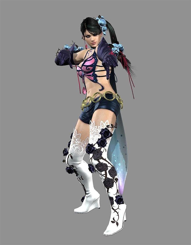 Tekken   Personajes femeninos de videojuegos   Pinterest ...