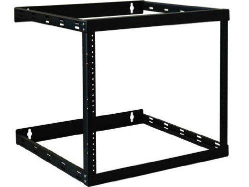 Tripp Lite Srw08u22 Wall Mount 2 Post Open Frame Rack Cabinet 8u 14u 22u Black Framed Cabinet Open Frame Tripp Lite