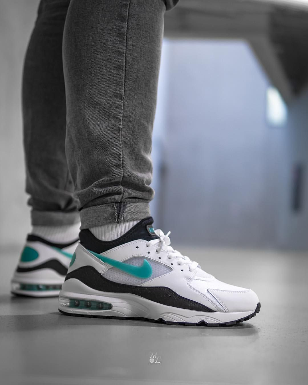 detailed images innovative design pretty cheap timeless design 98dc9 0c683 nike air max 93 sneakers nike ...