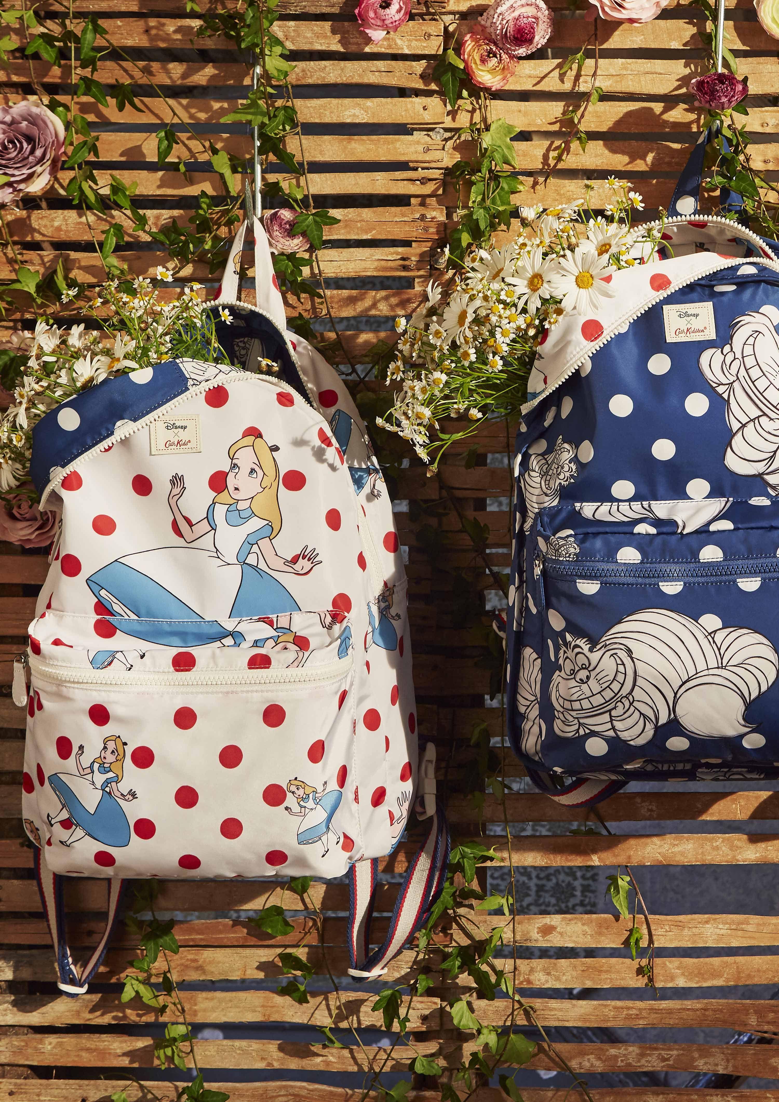 GIFT ***SALE***Cath Kidston Backpack Disney Alice in Wonderland