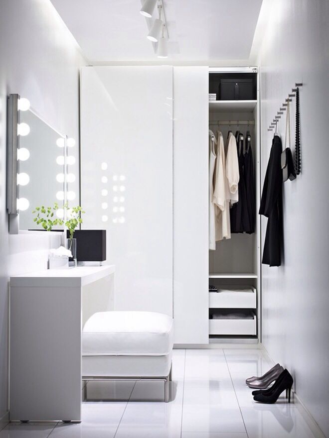 Simple Decor Your Dressing Room Closet Design Ikea Pax