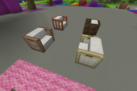 Check Out This Minecraft Furniture On Www Minecraftxboxseeds Com Includes Photos Sometimes Vids And Many Mor Minecraft Room Living Room Furniture Minecraft