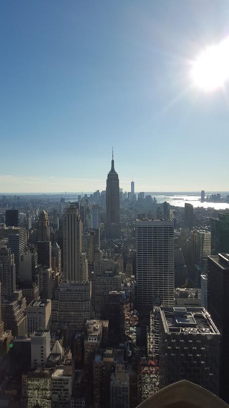 New York, Travel Usa, City