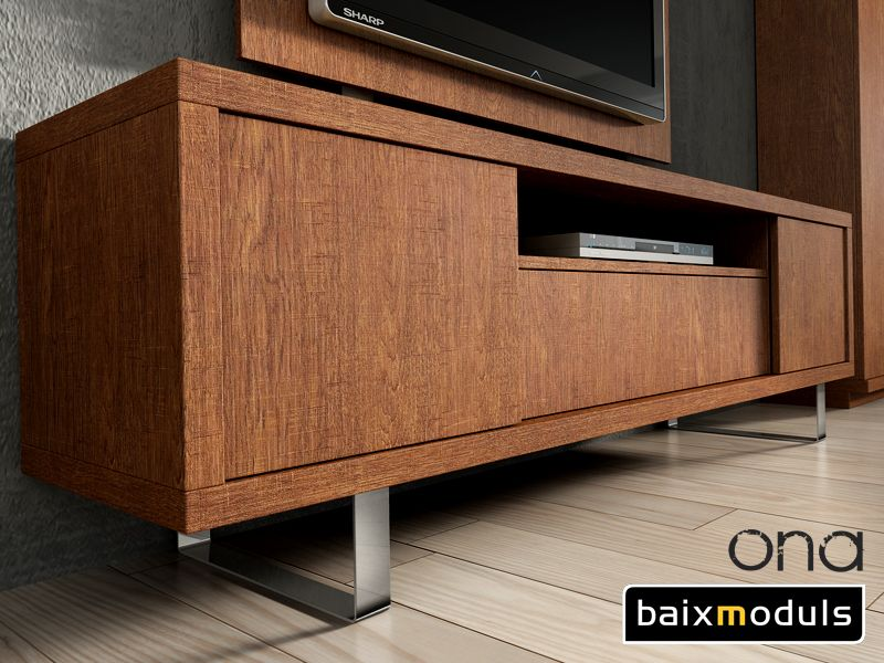 Galer a de fotos de muebles tv disponemos de una galer a - Muebles de tv modernos ...