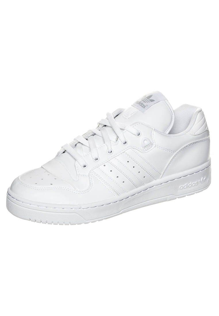 adidas Originals RIVALRY - Sneakers laag - white - Zalando ...