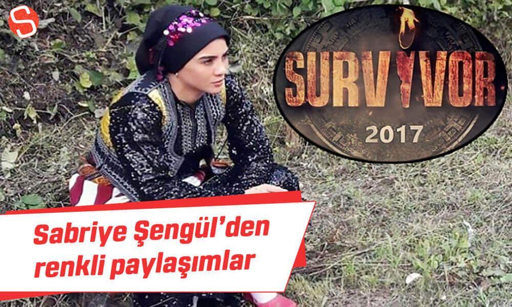 Survivor 2017 Sabriye Sengul Kimdir Fotograflari Ve Renkli Kisiligi Sabriyesengul Survivor2017 Tv8 Televizyon Fotograf Tintin Unluler